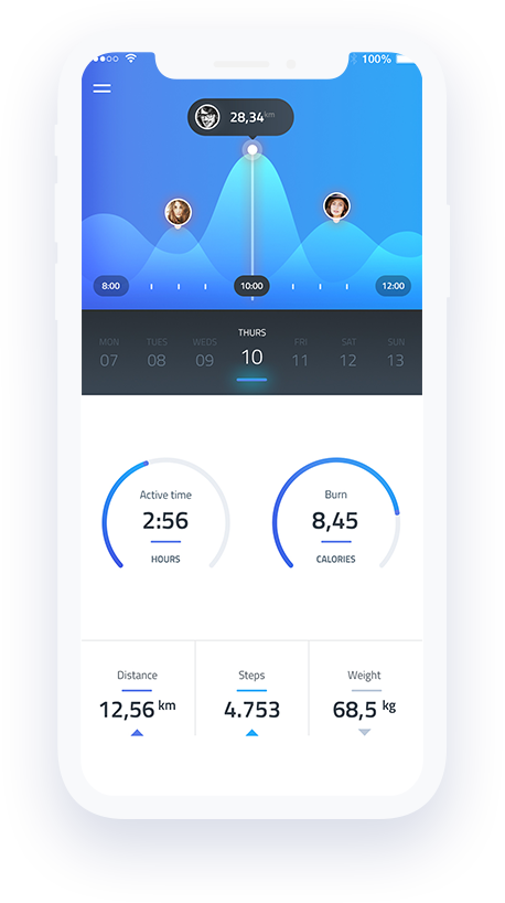 Best Mobile App Landing Page for you !